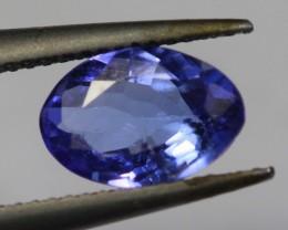 0.70Cts Natural Purple Blue Tanzanite