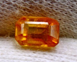 0.90 cts ~ Superb Ultra Rare 100% Natural unheated Clinohumite Gemstone
