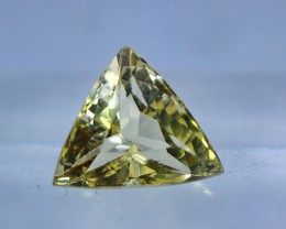 Wow~5.10 CT Natural & Beautiful Golden Yellow Heliodor beryl gemstone