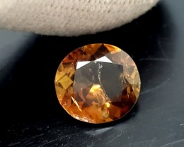 2.70CT RARE AXINITE GEMSTONES OF PAKISTAN ORIGIN