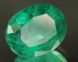 11.795ct Panjshir Emerald