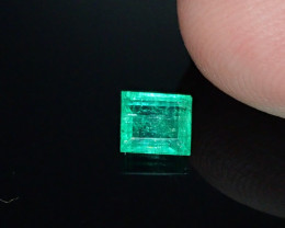 .58ct  Panjshir Emerald