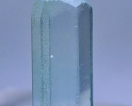 23.40 Cts Natural & Unheated Water Blue Aquamarine Crystal