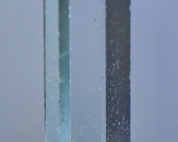14.35 Cts Natural & Unheated Water Blue Aquamarine Crystal