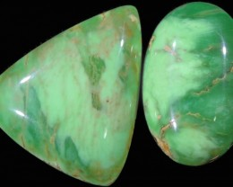 39.50 CTS VARISCITE STONES [STS364]
