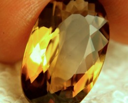 20.9 Ct. Brazil VS Golden Brown Topaz - Gorgeous