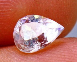 1.10 Cts Rare Tenebresent UV Color Change Hackmanite Gemstone