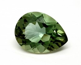 BEAUTIFUL GREEN AMETHYST 8.10 Cts Gemstone