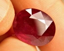 21.4 Carat Fiery, Beautiful Ruby - Gorgeous