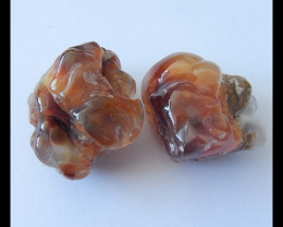 Fire Agate Specimens