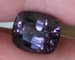 2.11ct PLUM PINK SPINEL! GREAT LUSTER STONE VVS