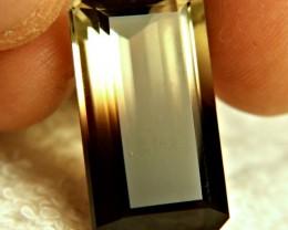 46.25 Carat Bi-Colored VVS African Quartz - Superb