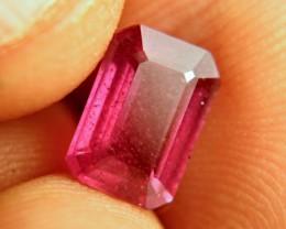 3.48 Carat Fiery Ruby - Lovely