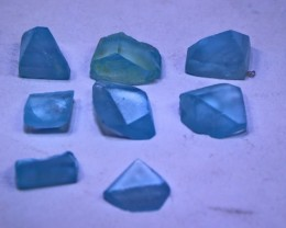 27 cts Bueatiful, Superb & Stunning Pakistani Blue Topaz Rough lot
