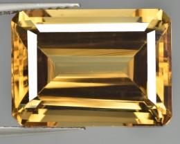 11.76 Cts Wonderful Top Fine Stone Natural Golden Beryl