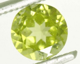 1 CTS PERIDOT BRIGHT GREEN PAIR (2 PCS)   CG-2207