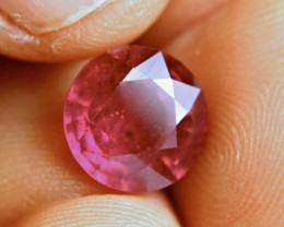 7.06 Carat Fiery Ruby - Gorgeous