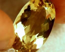17.76 Carat VS Golden Beryl