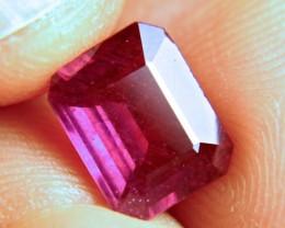 4.67 Carat Fiery, Beautiful Ruby