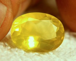 8.6 Carat Top Best Mexican Fire Opal - Superb