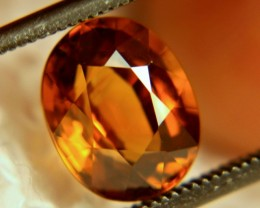3.46 Carat VS Orange Zircon - Lovely