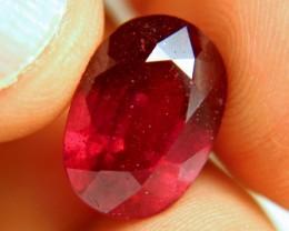 15.50 Carat Fiery Pigeon Blood Ruby - Superb