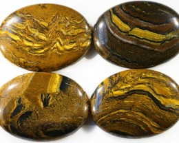 138.25 CTS TIGER EYE PARCEL DEAL [MGW5023]