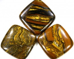 116.70 CTS TIGER EYE PARCEL DEAL [MGW5027]