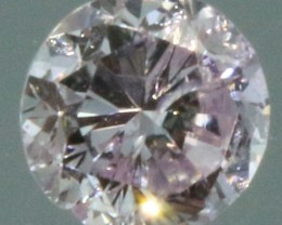 0.046 CTS CERTIFIED ARGYLE PINK P7  DIAMOND  . 0411176
