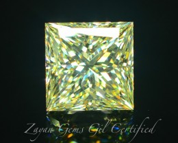 GIA Certified 3.20 ct IF Clarity Natural Diamond