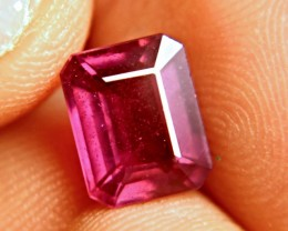 4.66 Carat Fiery, Vibrant Ruby - Lovely