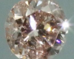0.043 ARGYLE PINK P7   DIAMOND  OP 1354