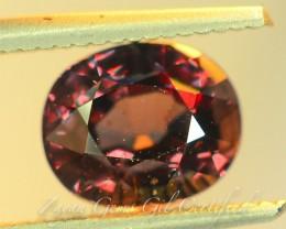 GiL Certified 4.11 ct Natural Garnet ~ Color Change PR.B