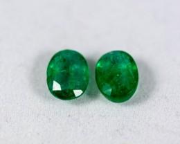 Emerald Total 3.48 ct Zambia