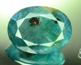 4.285 ct Grandidierite Extremely Rare Gemstone Madagascar~Transparent