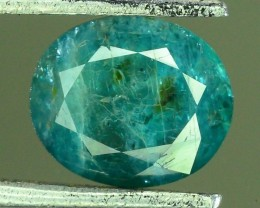 1.355 ct Grandidierite Extremely Rare Gemstone Madagascar