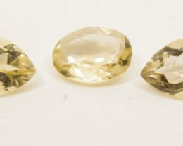 Luxury citrines for your jewelry headset!