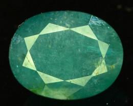 2.445 ct Grandidierite Extremely Rare Gemstone Madagascar