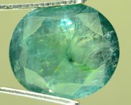 2.710 ct Grandidierite Extremely Rare Gemstone Madagascar