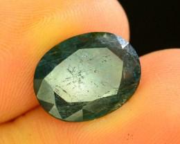 3.240 ct Grandidierite Extremely Rare Gemstone Madagascar