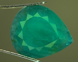 8.745 ct Grandidierite Extremely Rare Gemstone Madagascar