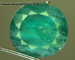 8.185 ct Grandidierite Extremely Rare Gemstone Madagascar