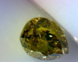 0.30ct  Diamond , 100% Natural Untreated
