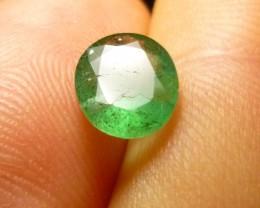 1.45cts Zambian Emerald , 100% Natural Gemstone