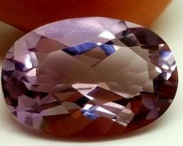 PURPLE AMETHYST 3.40 Cts  Gemstone