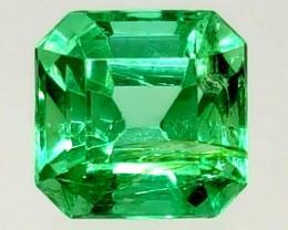 STUNNING EMERALD 0.85 Cts  Gemstone