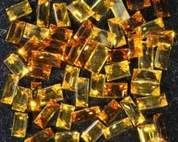 10.20 Cts Oberstein cut Golden Citrine Gemstones GOGO 1372