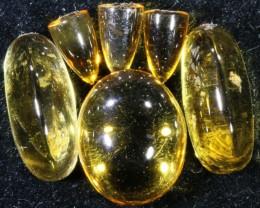 6.90 Cts Oberstein cut Golden Citrine Gemstones GOGO 1379