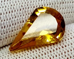 MADEIRA CITRINE 4.50CT FANCY  FACETED GEMSTONES