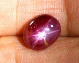 4 CT NATURAL Star Ruby PG-2001